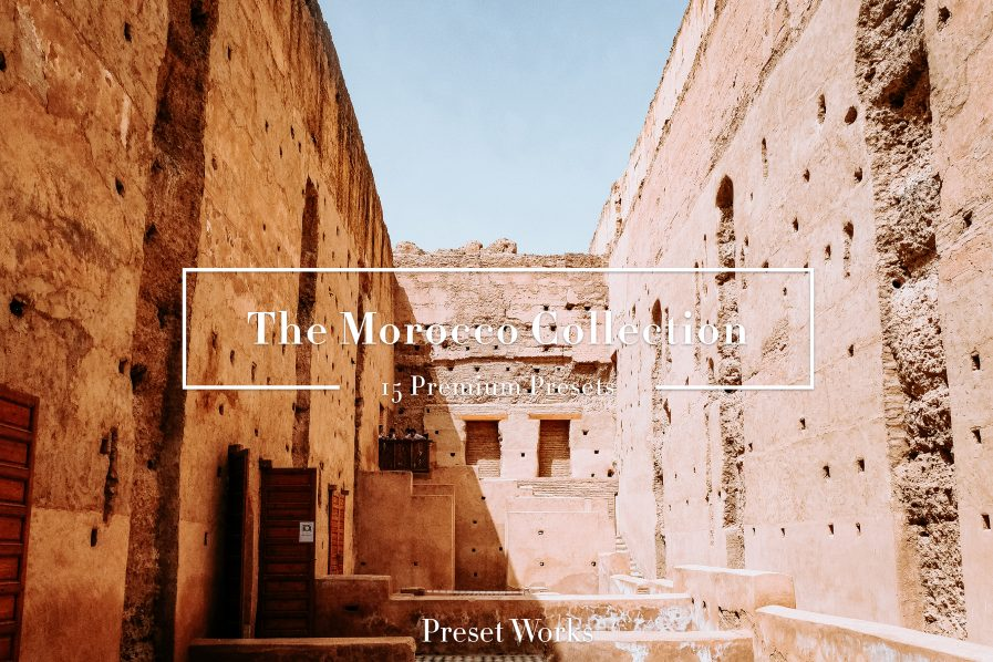 Morocco Lightroom Preset Collection